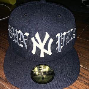Supreme x New York Yankees x Menace